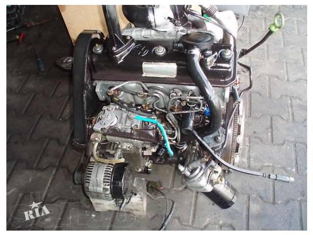 бу б/у Двигатель Грузовики Volkswagen T4 в Львове