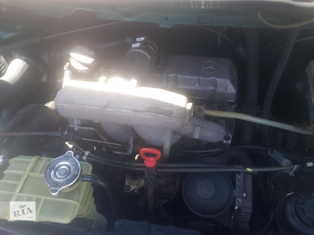 купить бу Б/у двигун для Mercedes Vito 2.2 2.3 d d в Львове