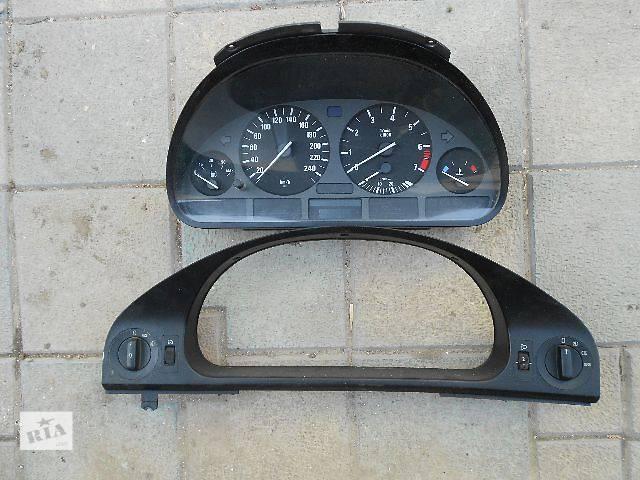 бу Б/у Електрообладнання двигуна Панель приладів/спідометр/тахограф/топограф Легковий BMW 520 1997 в Чопе