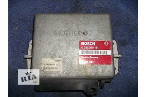 б/у Блоки управления двигателем BMW 730