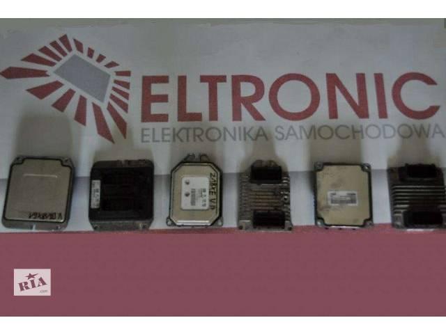 продам б/у Электрооборудование двигателя Блок управления двигателем Легковой Citroen Jumper бу в Львове