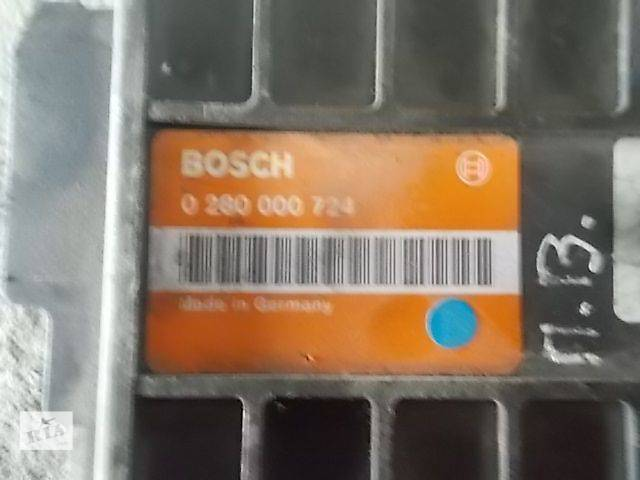 бу Б/у Электрооборудование двигателя Блок управления двигателем Легковой Peugeot 205 0280000724 в Ровно