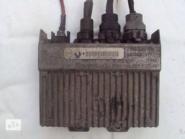 продам б/у Электрооборудование двигателя Бортовой компьютер Легковой Renault Laguna Универсал 1998 бу в Львове