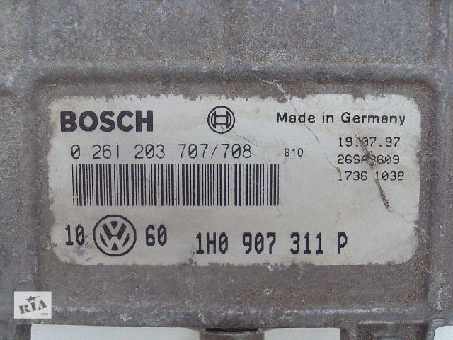продам б/у Электрооборудование двигателя Бортовой компьютер Легковой Volkswagen Golf IIІ 1995 бу в Львове