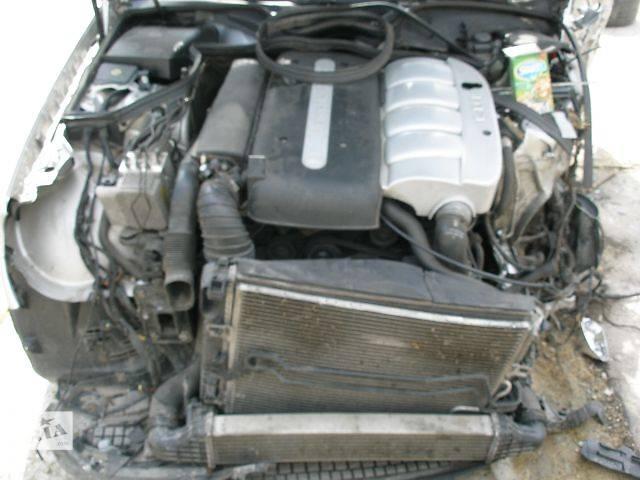 бу б/у Электрооборудование двигателя Дросельная заслонка/датчик Легковой Mercedes E-Class в Бахмуте (Артемовск)