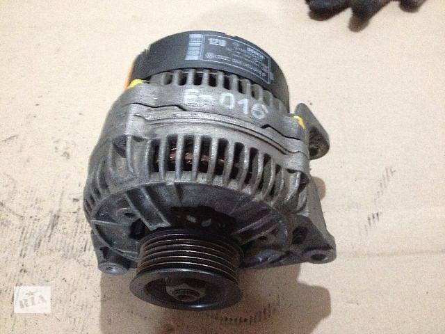 купить бу б/у Электрооборудование двигателя Генератор/щетки 0123515012 Легковой Audi A6 в Луцке