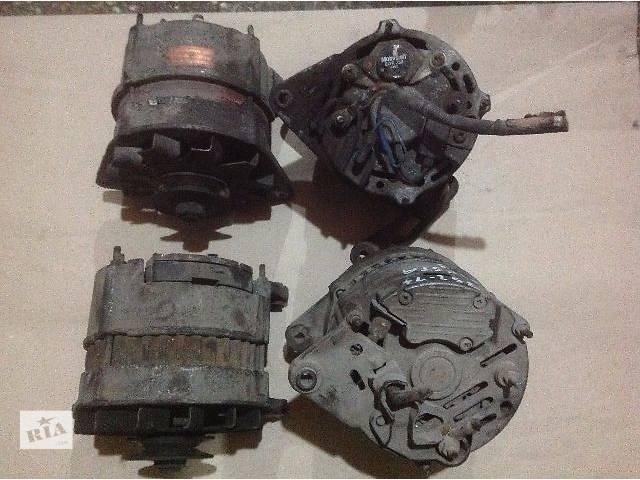 купить бу б/у Электрооборудование двигателя Генератор/щетки Легковой Ford Fiesta в Луцке