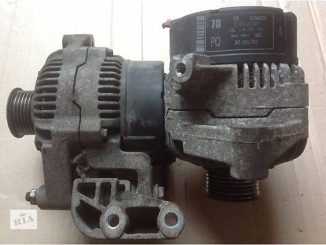 купить бу б/у Электрооборудование двигателя Генератор/щетки Легковой Opel Omega B 2.0 70A в Луцке