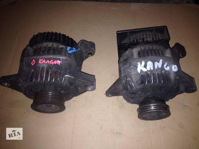 купить бу б/у Электрооборудование двигателя Генератор/щетки Легковой Renault Kangoo в Луцке
