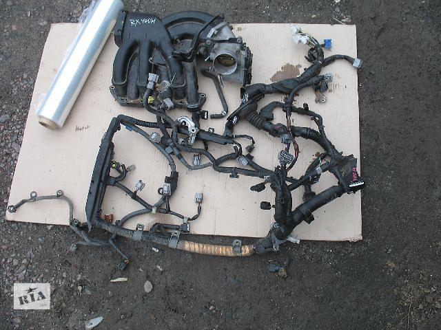 б/у Электрооборудование двигателя Проводка двигателя Легковое авто Lexus RX 2004- объявление о продаже  в Луцке