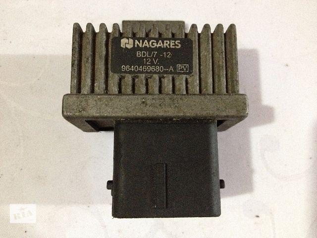 продам б/у Электрооборудование двигателя Реле свечей накала Легковое авто Citroen Berlingo 9640469680A бу в Луцке