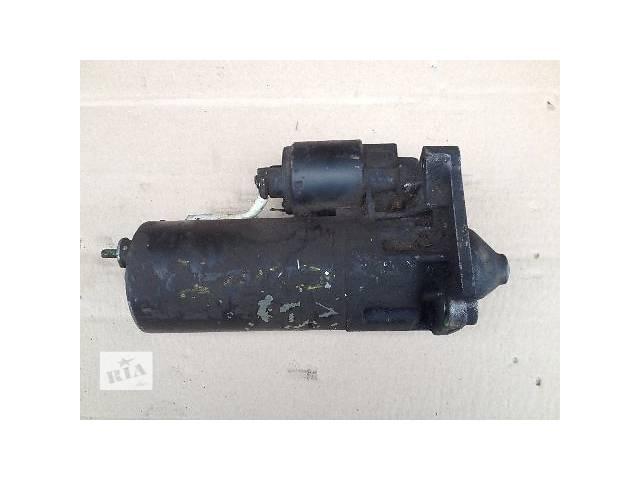 б/у Электрооборудование двигателя Стартер/бендикс/щетки Легковой Renault Kangoo- объявление о продаже  в Луцке