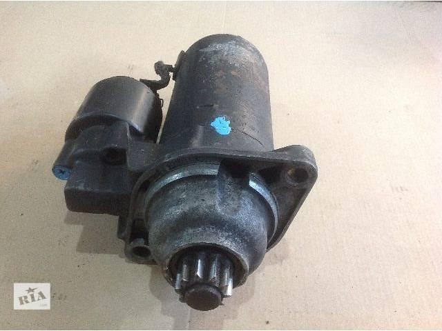 продам б/у Электрооборудование двигателя Стартер/бендикс/щетки Легковой Volkswagen Golf IV 1.9 tdi бу в Луцке