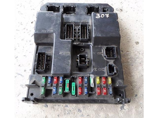 бу б/у Электрооборудование кузова Блок управления Легковое авто Peugeot 307 в Хмельницком