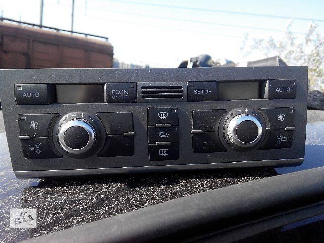 купить бу б/у Электрооборудование кузова Блок управлінням климат контролем Легковой Audi A6 2006 в Львове