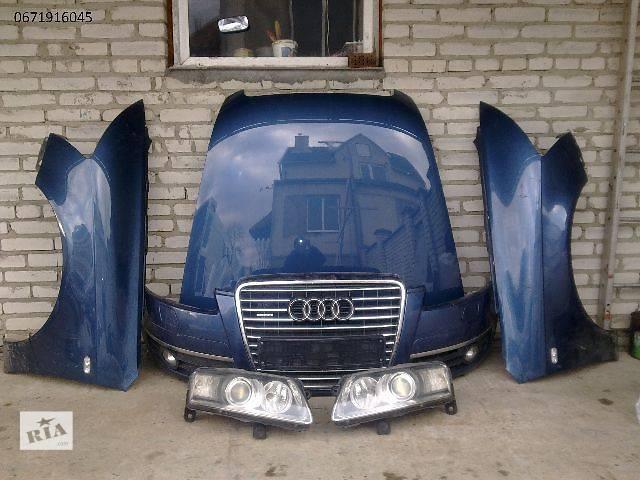 купить бу б/у Електрообладнання кузова Фара Легковий Audi A6 2006 в Львові