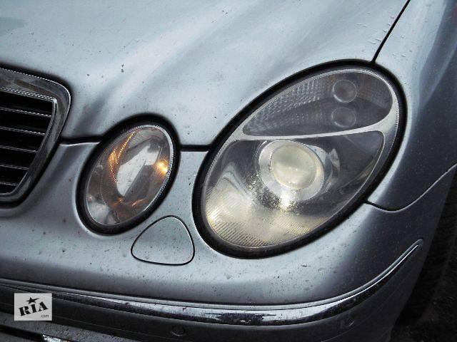 продам Б/у Электрооборудование кузова Фара Легковой Mercedes E-Class 2005 бу в Львове
