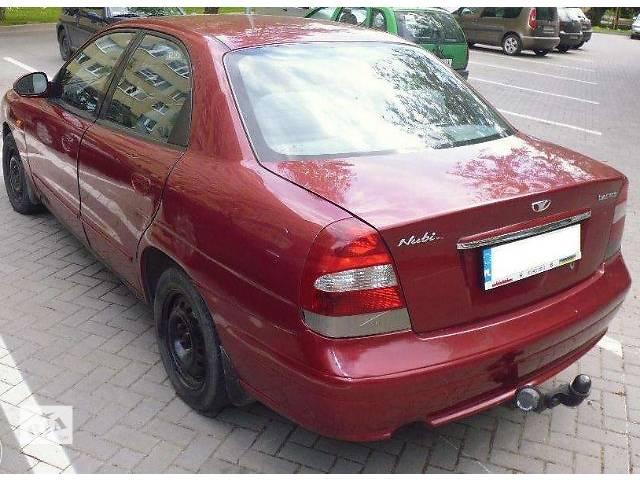 б/у Электрооборудование кузова Фонарь стоп Легковой Daewoo Nubira 2002- объявление о продаже  в Львове