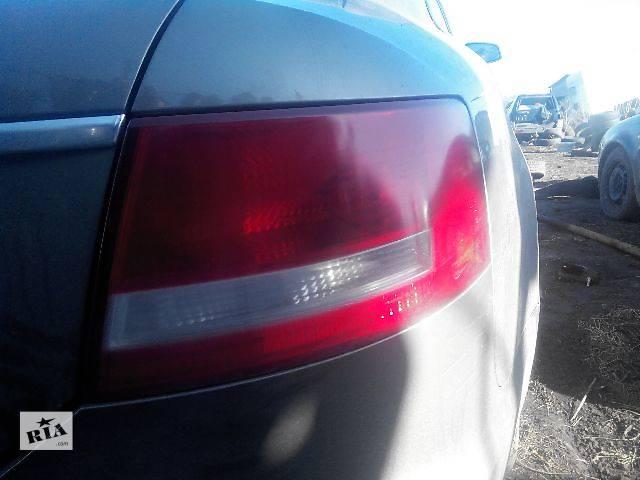купить бу Б/у Электрооборудование кузова Фонарь задний Легковой Audi A6 2006 в Львове