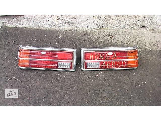 купить бу б/у Электрооборудование кузова Фонарь задний Легковой Honda Accord в Сумах