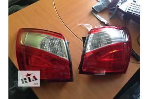 б/у Фонари задние Nissan Qashqai 2010