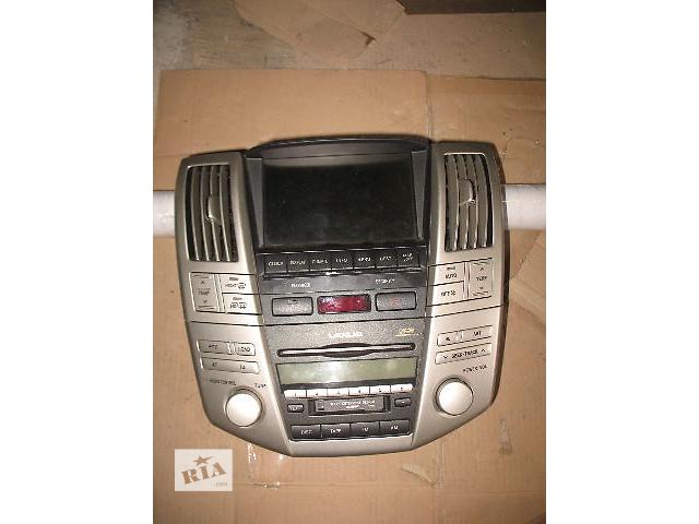 продам б/у Электрооборудование кузова Радио и аудиооборудование/динамики Легковое авто Lexus RX 2004 бу в Луцке