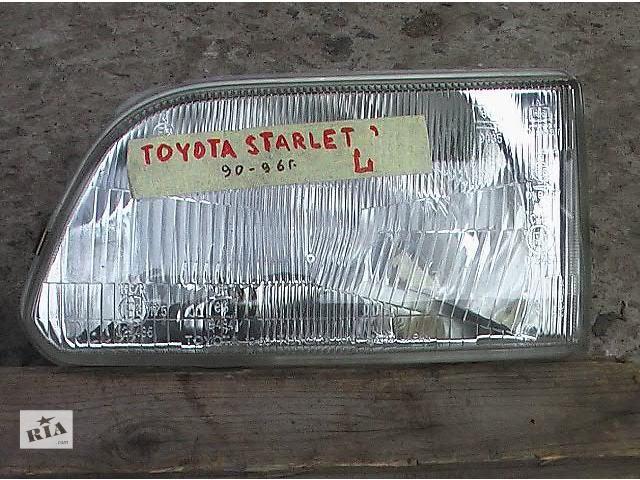 продам Б/у фара для легкового авто Toyota Starlet бу в Сумах