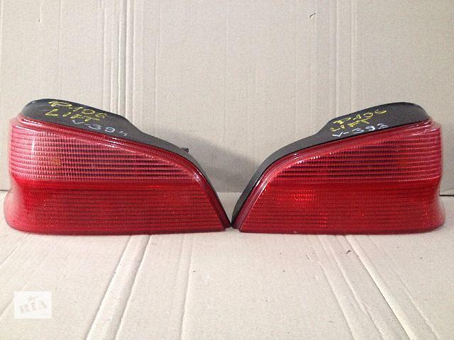 продам Б/у фонарь стоп для легкового авто Peugeot 106 за пару 600 грн бу в Луцке