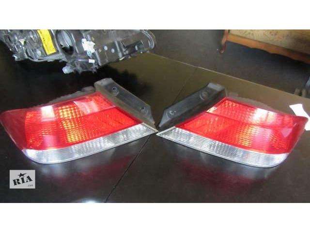 бу Б/у фонари задние на Mitsubishi Lancer Evolution в Киеве