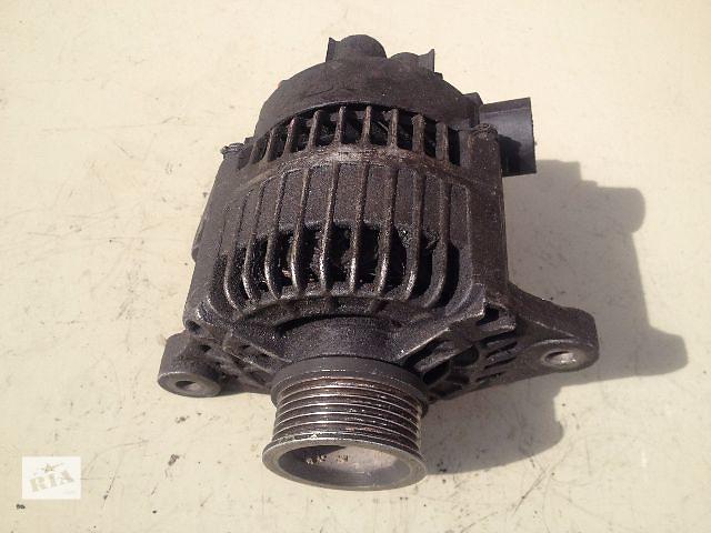 продам Б/у генератор/щетки для легкового авто Fiat Punto 1.9 jtd 85A бу в Луцке