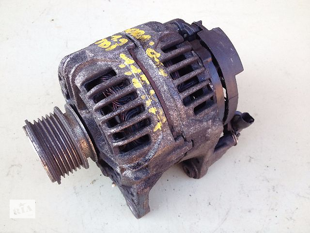 купить бу Б/у генератор/щетки для легкового авто Skoda Fabia 1.9 tdi/sdi в Луцке