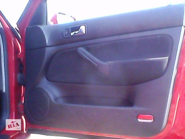 купить бу Б/у карта дверей для легкового авто Volkswagen Golf IV 2002 в Ивано-Франковске