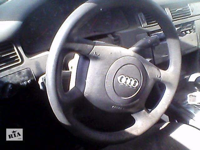 Б/у кермо для універсалу Audi A6 1999- объявление о продаже  в Ивано-Франковске