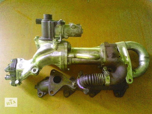 Б/у клапан EGR в зборі для легкового авто Renault Kangoo 1.5 DCI- объявление о продаже  в Ковеле