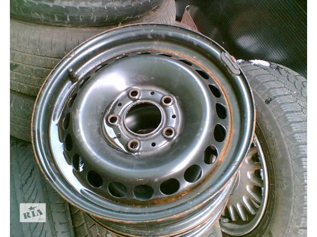 продам б/у Колеса і шини Диск 5x120 15 6.5 Диск металевий Легковой BMW 7 Series бу в Чопе