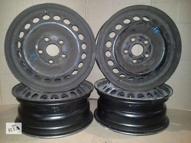 продам б/у Колеса і шини Диск Диск металевий 15 Легковий Volkswagen T5 (Transporter) 2009 бу в Львові