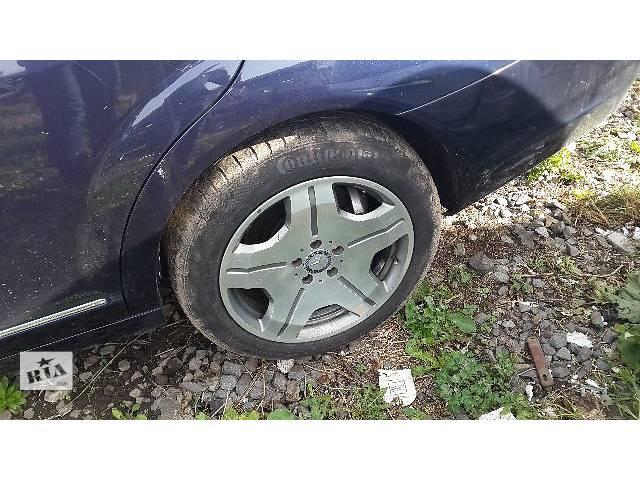 купить бу б/у Колеса и шины Диск Диск литой 18 Легковой Mercedes S-Class 221 в Львове