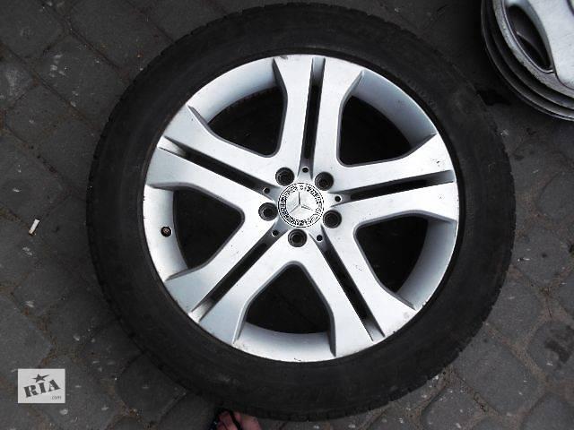 Б/у Колеса и шины Легковой Mercedes- объявление о продаже  в Львове