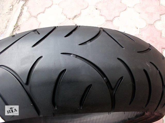 купить бу б/у Колеса и шины Шины Bridgestone R17 Мото 2013 в Николаеве