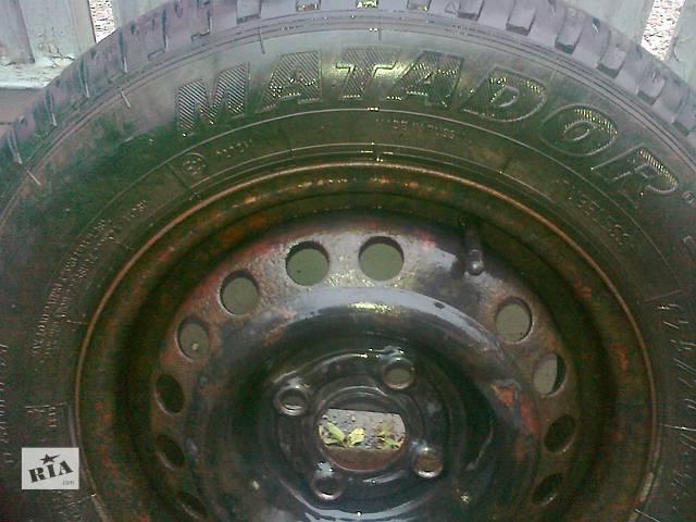 б/у Колеса и шины Шины R13 Зимние Легковой Daewoo Lanos- объявление о продаже  в Ивано-Франковске