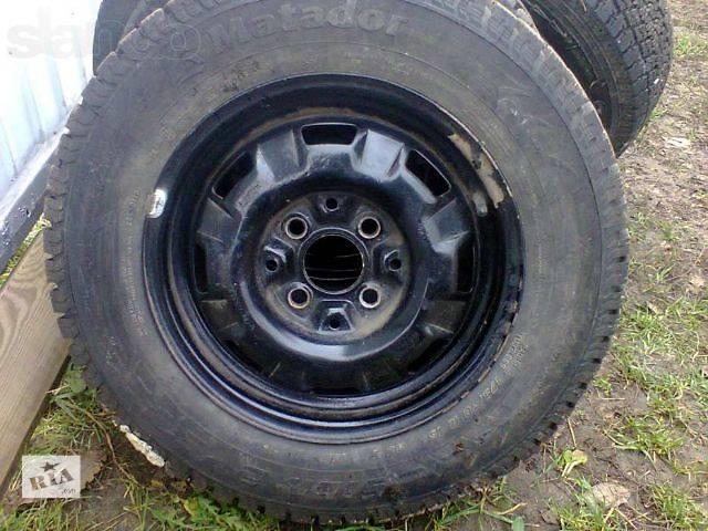 Б/у Колеса и шины Шины Зимние Matador R13 175 70 Легковой- объявление о продаже  в Черкассах