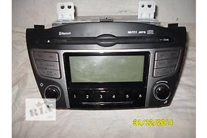 б/в автомагнітоли Hyundai IX35