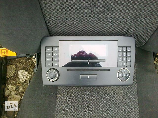 купить бу б/у Компоненты кузова Автомагнитола Легковой Mercedes ML-Class 2006 в Тернополе