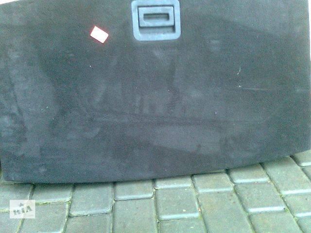 продам б/у Компоненты кузова Карта багажного отсека Легковой Volkswagen Touareg Кроссовер бу в Владимир-Волынском