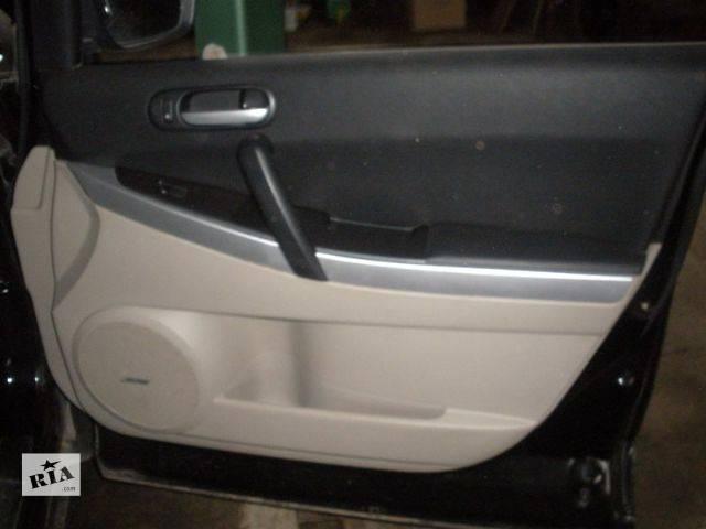 купить бу б/у Компоненты кузова Карта салона Легковой Mazda CX-7 Кроссовер 2008 в Луцке