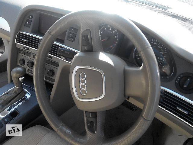 купить бу Б/у Компоненты кузова Кермо із подушкою Легковой Audi A6 2005 в Львове