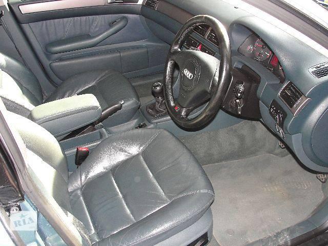 Б/у салон для легкового авто Audi A6 С5 В НАЛИЧИИ!!! РАЗБОРКА!!!- объявление о продаже  в Львове