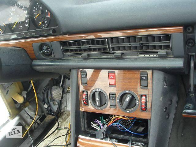бу Б/у Компоненты кузова Салон Легковой Mercedes 126 1989 в Ужгороде