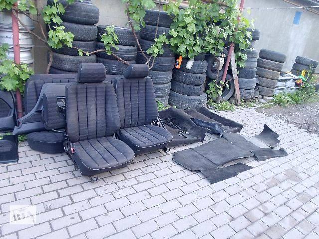 купить бу б/у Компоненты кузова Сиденье Легковой Mercedes 190 1992 в Берегово (Закарпатской обл.)