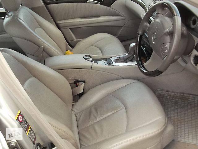 купить бу Б/у Компоненты кузова Сиденье Легковой Mercedes E-Class 2003 в Львове